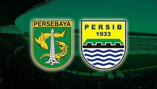 Prediksi Persebaya Surabaya vs Persib Bandung 26 Juli 2018