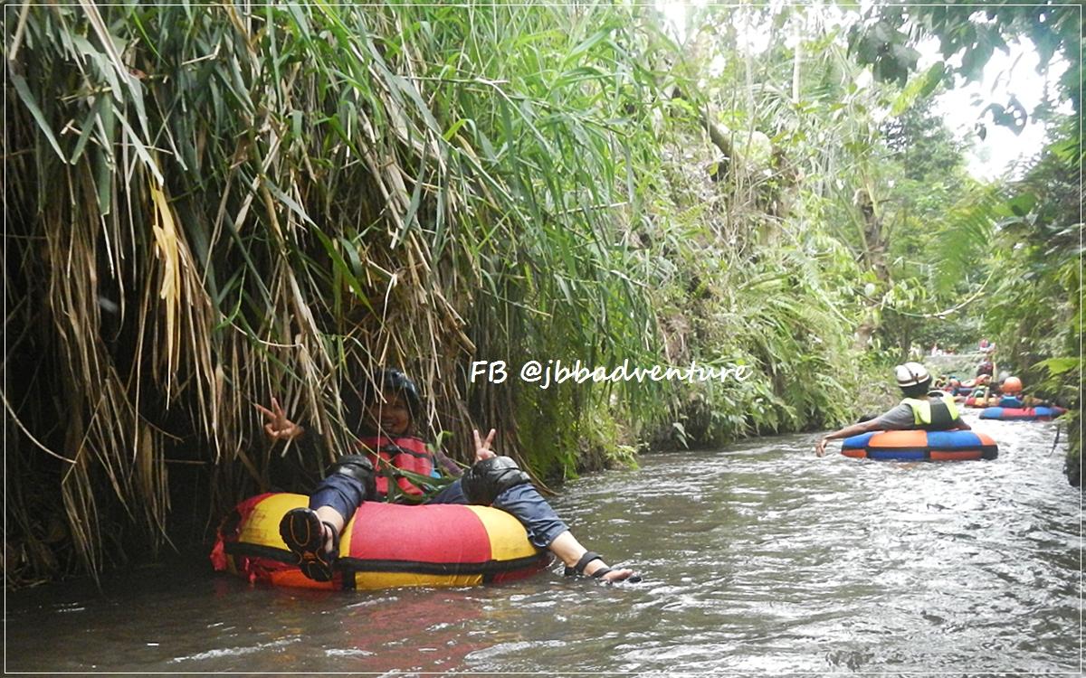 Tubing Nagih Bareng Jbb Adventure Di Pringgasela Lombok Aseanis
