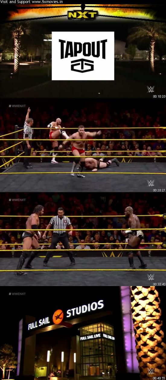 WWE NXT 30 March 2016 WEBRip 480p