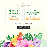 Shop Altenew (Oct. 25-26th only)