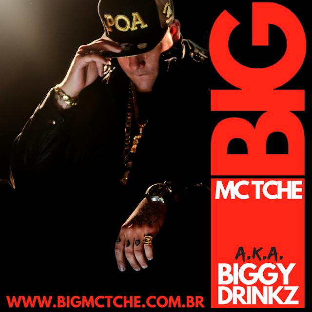 """BIG MC TCHÊ inicia o ano com mais um FREE VERSE, desta vez sobre a base de """"Novo Dia"""" do Síntese."""