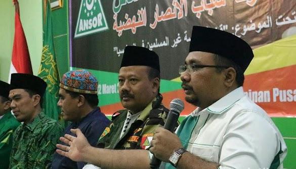 GP Ansor Munculkan Isu Kelompok Radikal, Polisi : Minta Bukti, Bukan Asumsi!