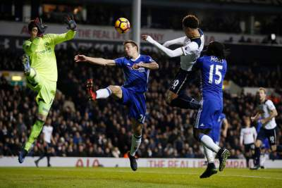 Rested players give Spurs a real chance