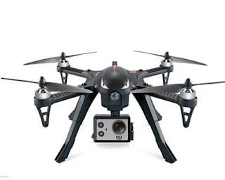 Drone dengan actioncam