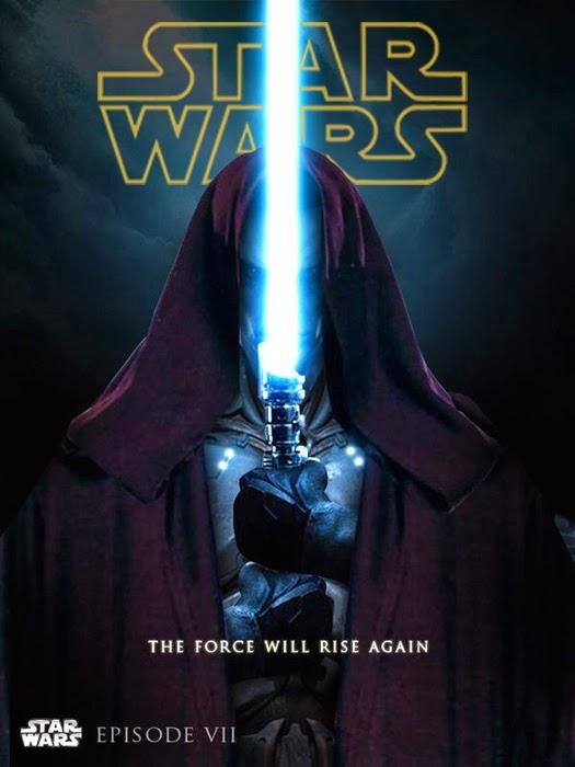 Star Wars Episode VII Poster - Fan Made