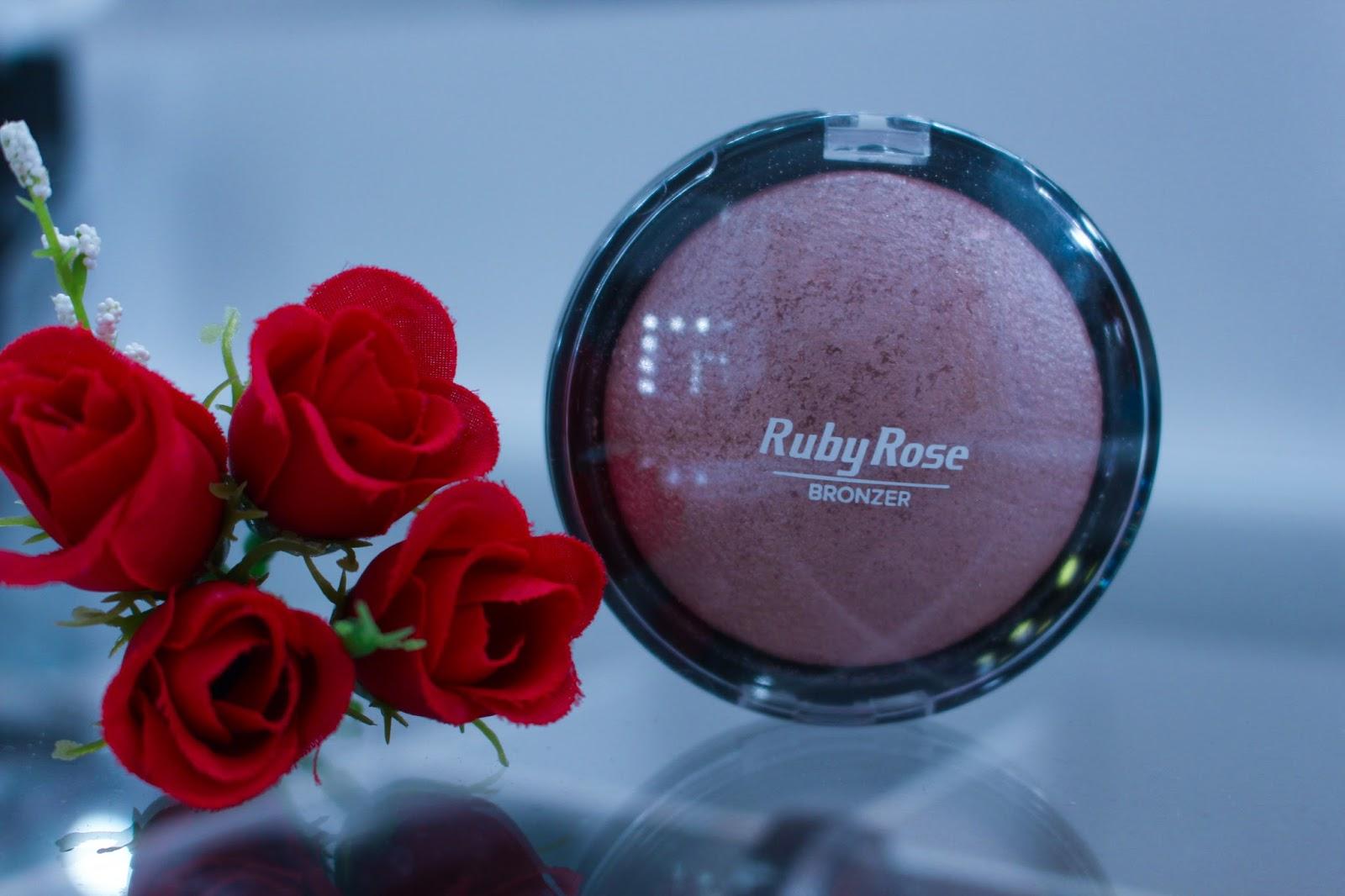Resenha: Iluminador Ruby Rose