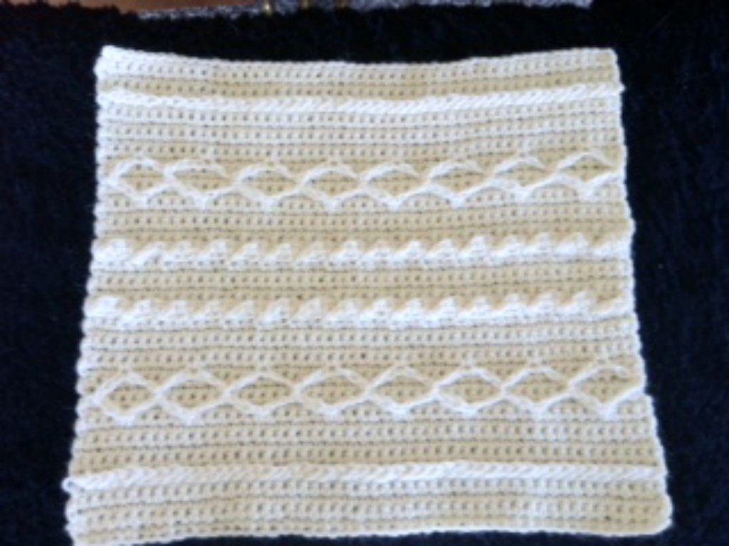 Loess Hills Creative Crochet Lesson Seven