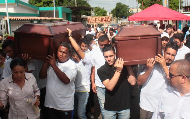 CICPC mato a dos jóvenes inocentes por error - Queremos justicia! en el Zulia