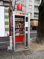 Cabina letteraria ora fruibile a Bolzano
