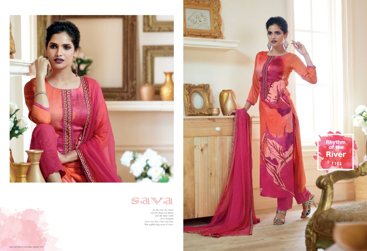 Sava – Online Shopping Excellent Salwar Suit Wholesale