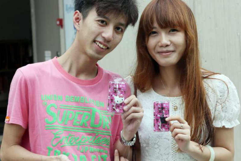 Hello Kitty fans are known for braving long lines for the chance to get their hands on a precious Hello Kitty product.
