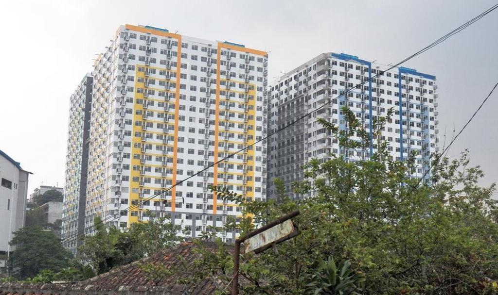 10 Gedung Tertinggi Di Kota Bandung