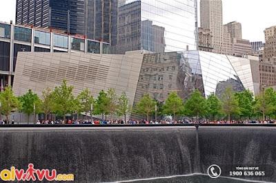 Bảo Tàng Và Đài Tưởng Niệm Quốc Gia 11/9 nằm ngay Trung Tâm Thành Phố New York.