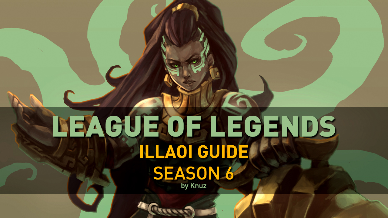 how to play illaoi top