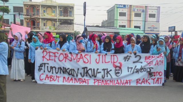 DPD RI Siap Pasang Badan buat Jokowi-JK Jika Aksi 25/11 Terjadi Makar