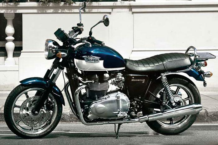 2012 Triumph Bonneville Se Review Motorcycles Price