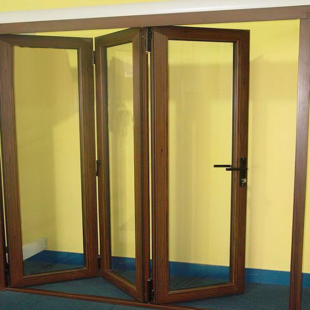cửa nhôm kính đẹp - mẫu thiết kế số 6