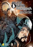 Arcana Mater Apocrypha Manfont comics