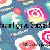 Blog Yazarlığı ve Sosyal Medya