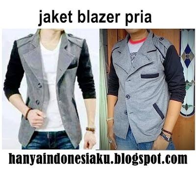 harga jaket murah, Jaket Blazer Pria model Sporty gaul trendy murah, Jaket Blazer Pria trendy indonesia, Jaket sweater  Blazer Pria, jual jaket cowok, jual jaket murah , jual Blazer Pria,