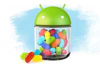 Android 4.1 Jelly Bean:
