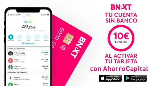 visa-bnext-regalo-10-euros