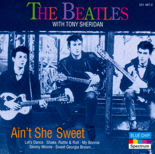 BeatlesWith Tony Sheridan My Bonnie Ya Ya