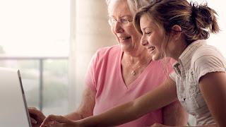 Clases Tecnología adultos mayores