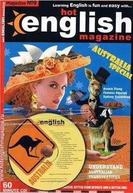 Hot English Magazine - Number 9