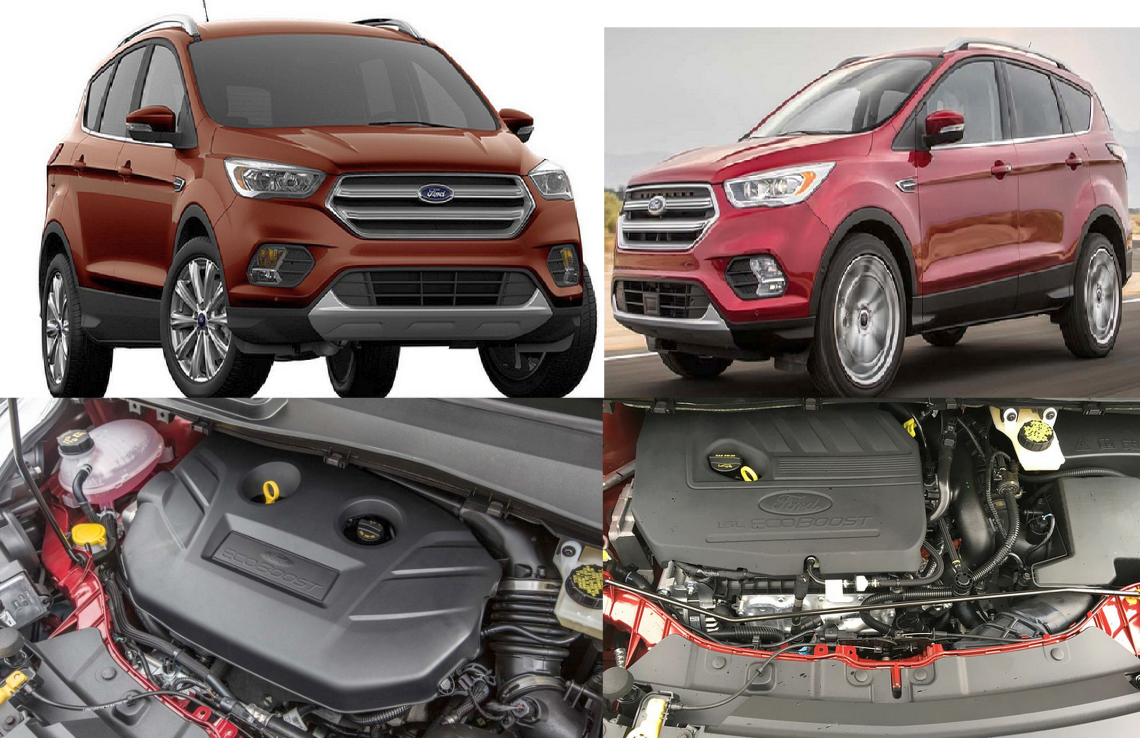 2018 Ford Escape Engine And Specs