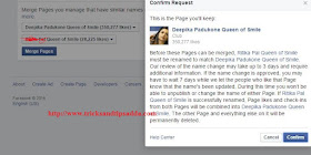 Facebook Different Name Page Merge Trick In Hindi 2018