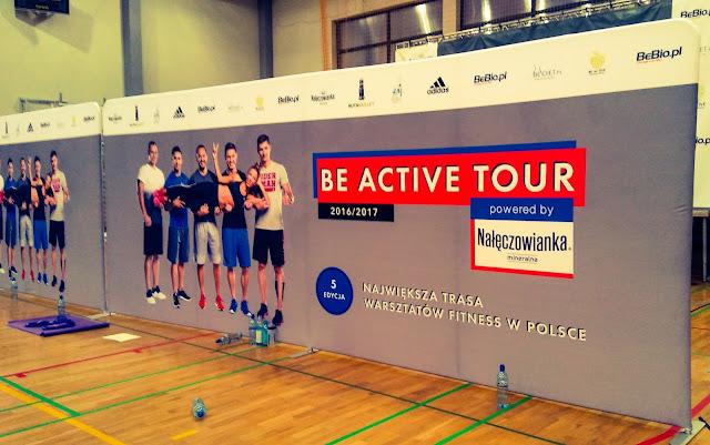 Be Active Tour - warsztaty z Ewą Chodakowską