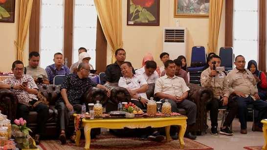 Kunjungi Tanjung Lesung, Tim KEK, Selayar Diterima Bupati Pandeglan