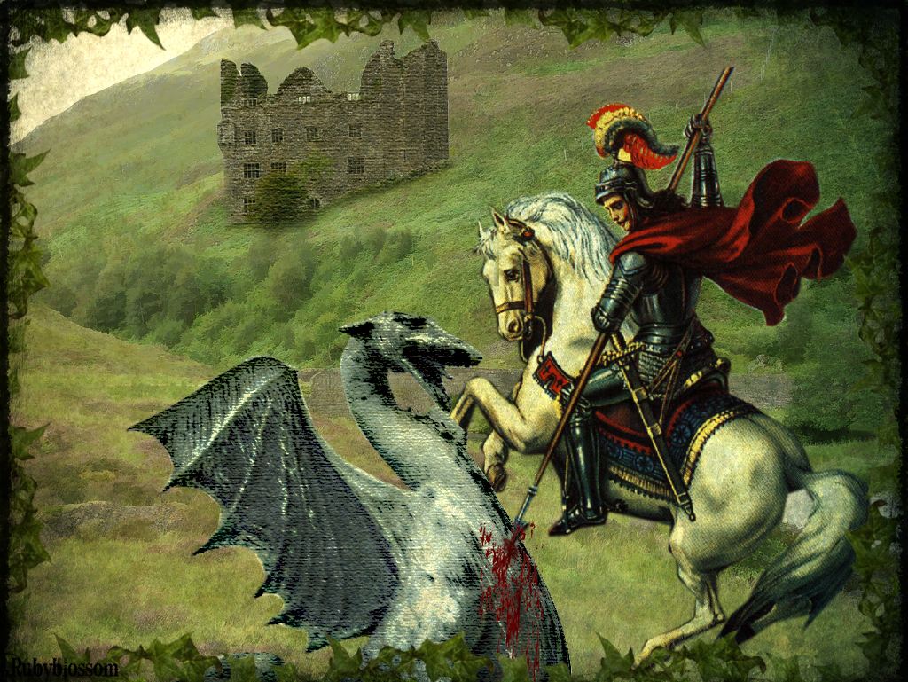 St George Sutherland Shire: Historical Fun: Saint George And The Dragon