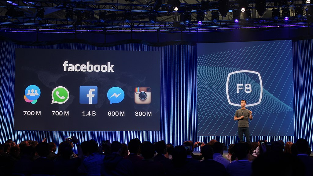 "Facebook announced a new feature ""Watch"""