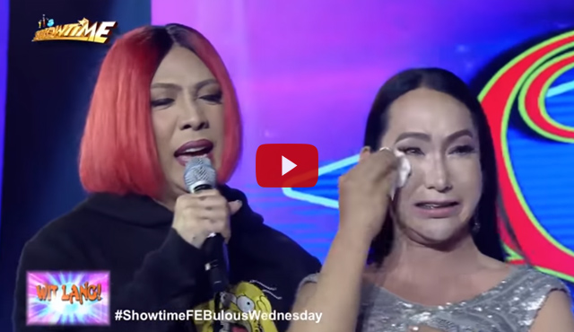 Watch It's Showtime Miss Q and A #ShowtimeFEBuLousWednesday February 21, 2018