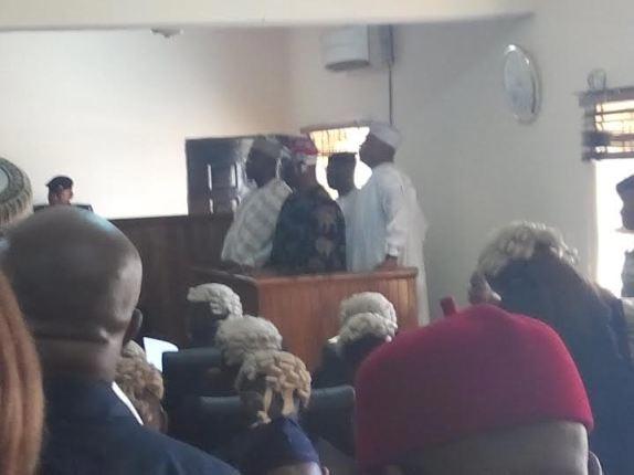 Forgery case: Judge adjourns case, Saraki and Ekweremadu bailed