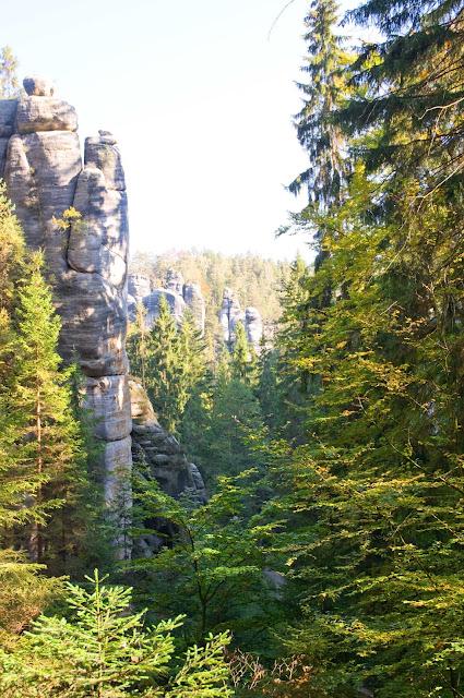 łatwe trasy po Górach Stołowych, gdzie pojechać?