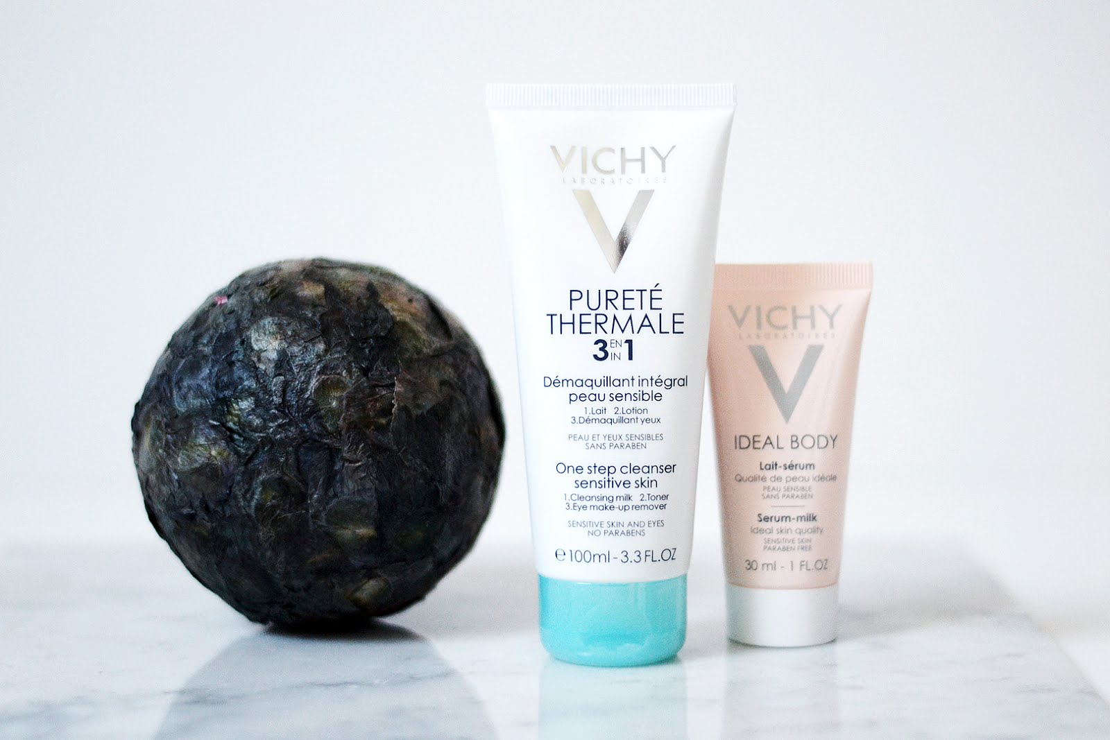 Vichy, purete thermale, ideal body milk serum, viata, online apotheek, review