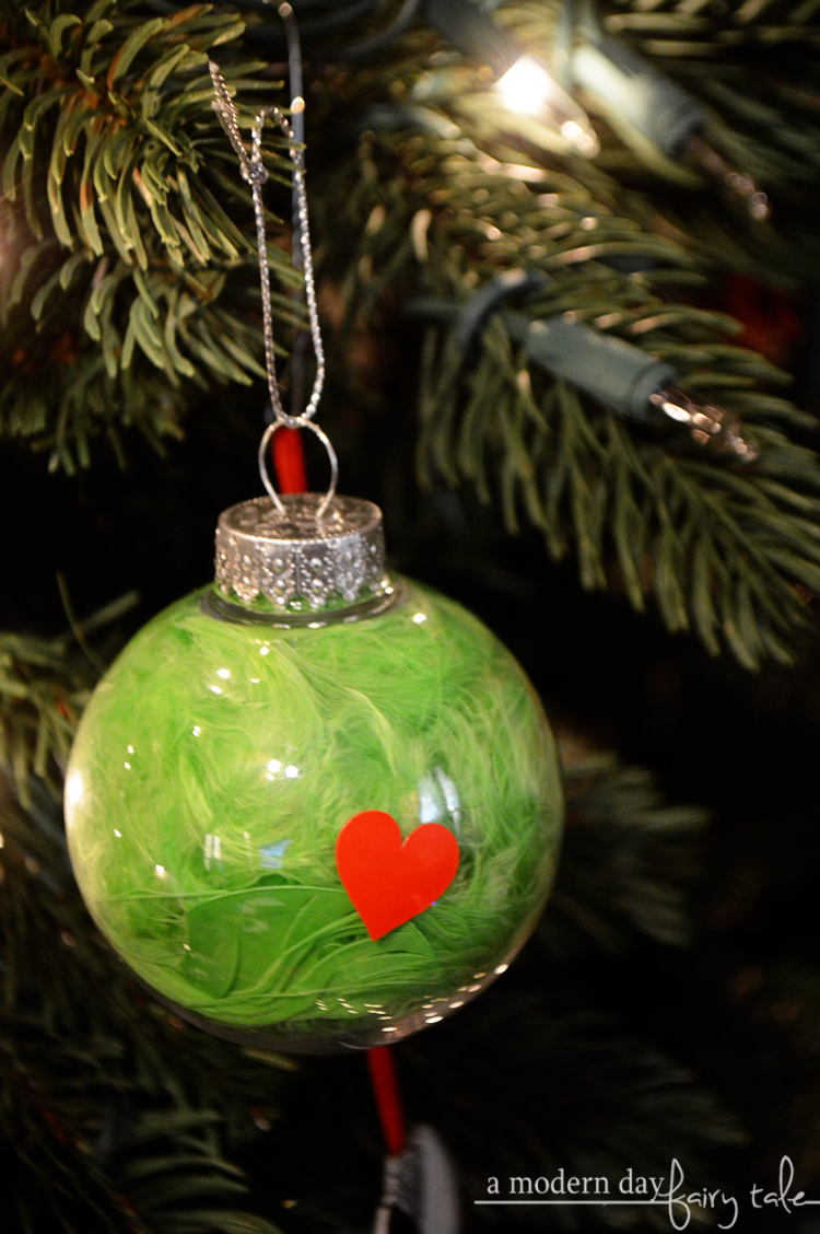 Easy Diy Grinch Ornaments A Modern Day Fairy Tale,What Color Goes With Purple Leggings
