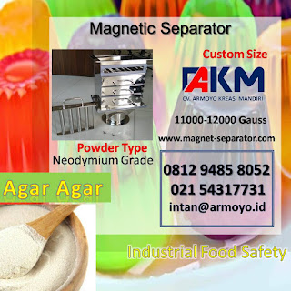 Magnetic Separator Type Powder