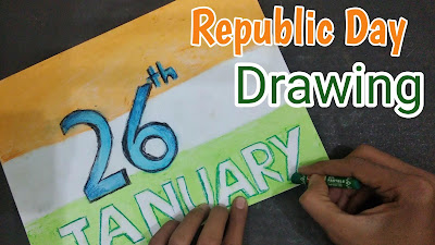 Republic Day 2019, Republic day images 2019, Republic day drawing, easy republic day drawing, how to draw poster drawing for Republic Day for beginners, drawing for Republic Day, oil pastel drawing for Republic Day, Republic Day 2019, easy way to draw poster for Republic Day,online drawing drawing courses, school drawings, drawing for class 8 Republic Day, easy drawing for kids, step by step tutorial
