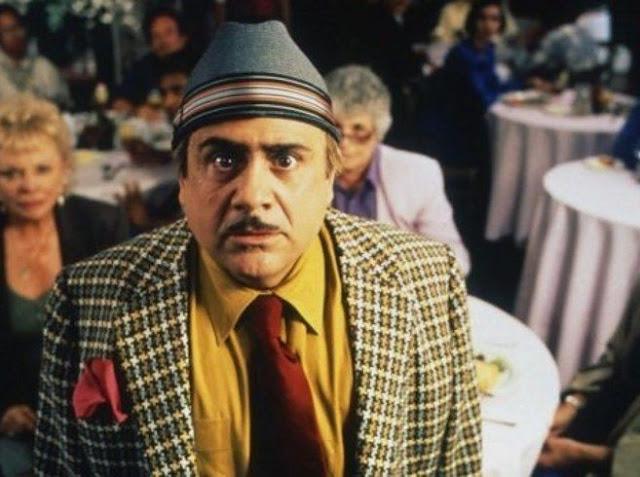 Danny de Vito en père idiot dans Matilda, réalisé par... lui-même, en 1996