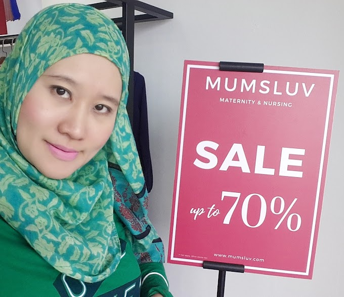 MUMSLUV BANGI GATEAWAY SALES GILA GILA UP TO 70%