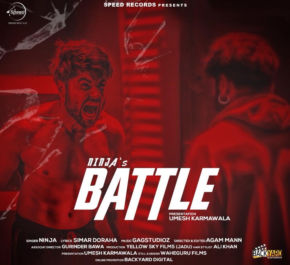 Battle  Ninja  new song