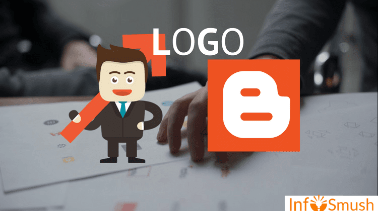 How to add logo to your blogger blog