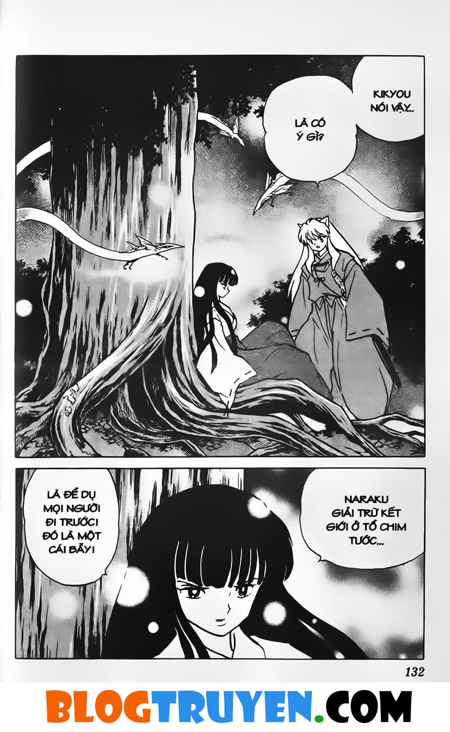 Inuyasha vol 32.8 trang 3