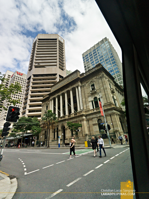 Brisbane Day Tour CBD