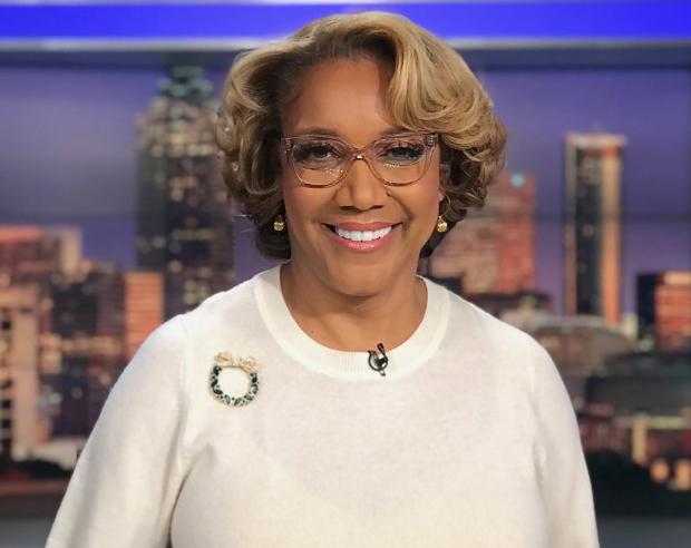 CBS46 NEWS ANCHOR AMANDA DAVIS DEAD AT 62