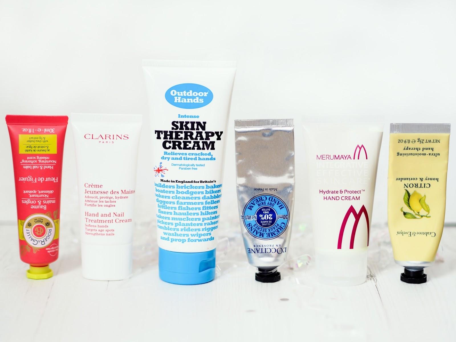 Top 6 Hand Creams